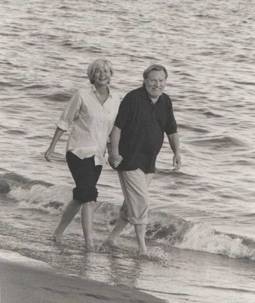 john and doris beach pic