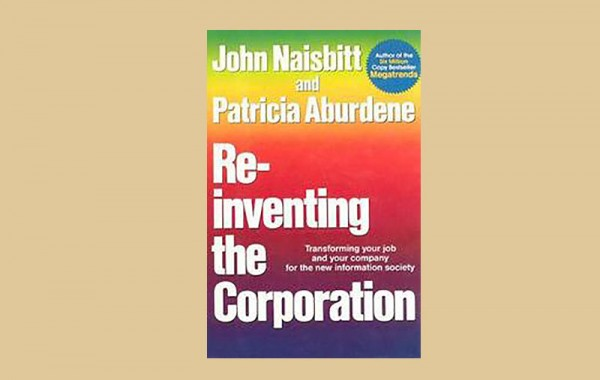 p – Re-Inventing the Corporation
